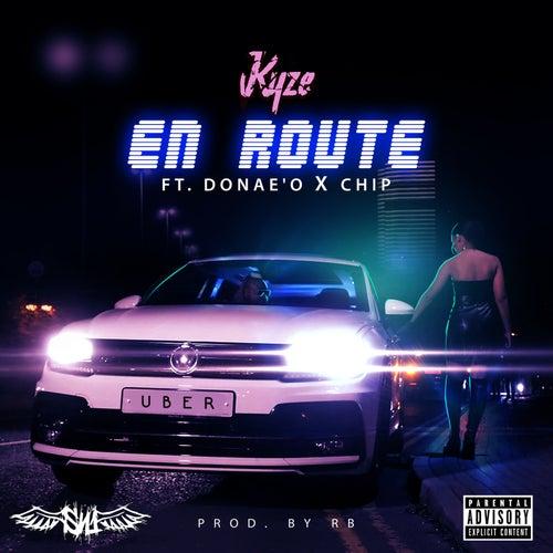 En Route (Uber) by Kyze