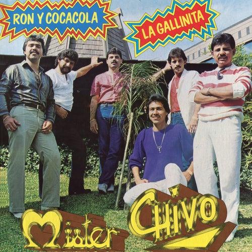 Ron Y Coca Cola de Mister Chivo