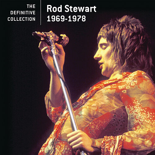 The Definitive Collection - 1969-1978 van Rod Stewart