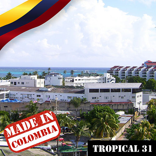 Made In Colombia / Tropical / 31 de Various Artists