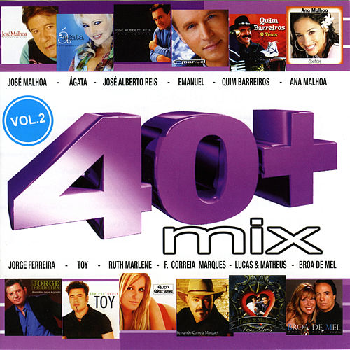 40+ Mix Vol. 2 by Various Artists
