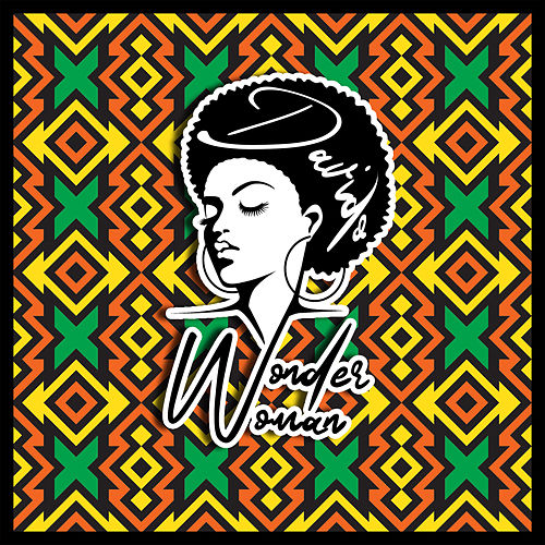 Wonder Woman by Davido