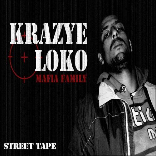 Street Tape by Krazye Loko