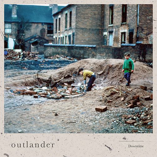 Downtime B/W Plans by Outlander