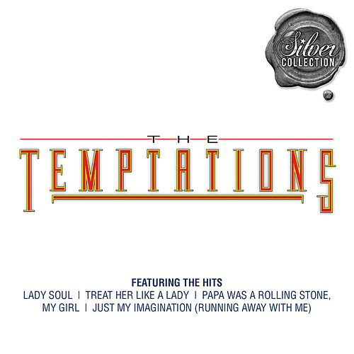 Silver Collection: The Temptations de The Temptations
