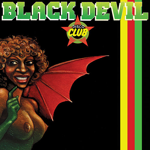 'H' Friend Remixes de Black Devil Disco Club