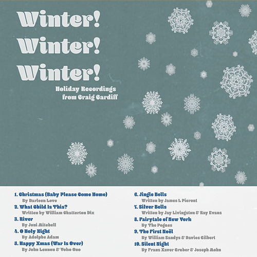 Winter! Winter! Winter! de Craig Cardiff