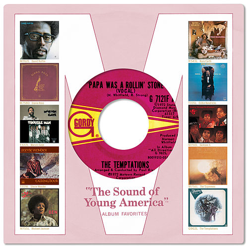 The Complete Motown Singles Vol. 12B: 1972 von Various Artists