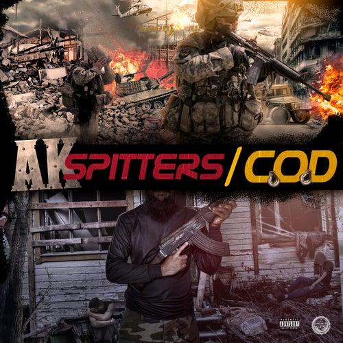 AK Spitters Vol. 4 (C.O.D.) by King Locust
