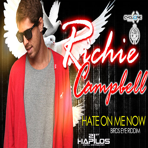 Hate on Me Now - Single de Richie Campbell