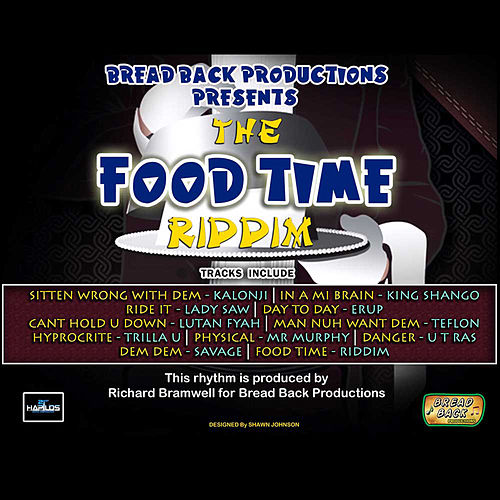 Food Time Riddim by Zj Liquid