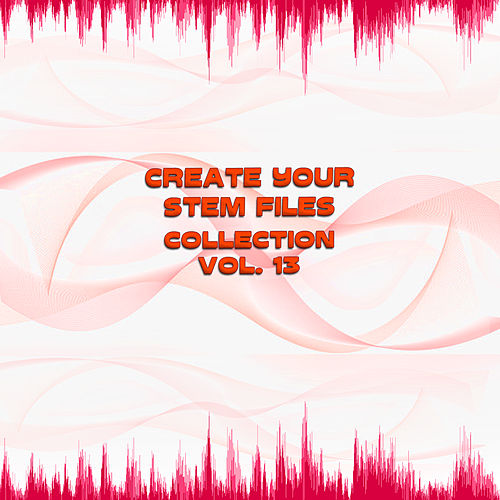 Create Your Stem Files Collection, Vol. 13 (Special Instrumental Versions And Tracks With Separate Sounds [Tribute To Rudimental, Lenny Kravitz, Rita Ora Etc..]) von Express Groove