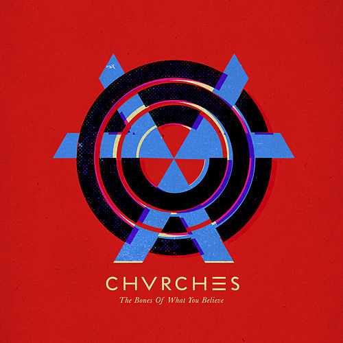 The Bones Of What You Believe (Vinyl Voucher) von Chvrches
