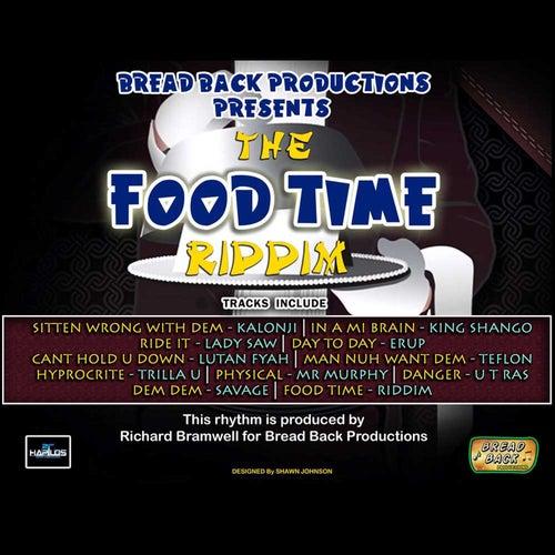 Food Time Riddim by Lady Saw