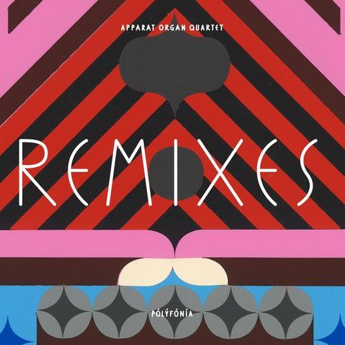 Pólýfónía Remixes by Apparat Organ Quartet