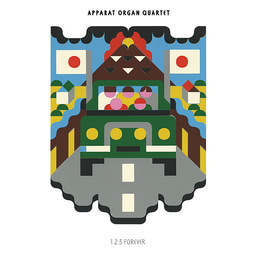 123 Forever by Apparat Organ Quartet