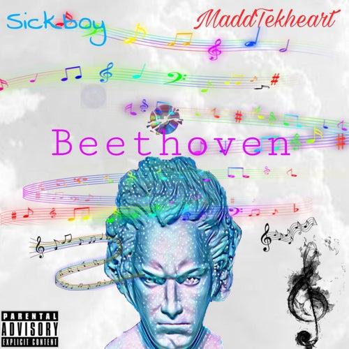 Beethoven by MaddTekHeart