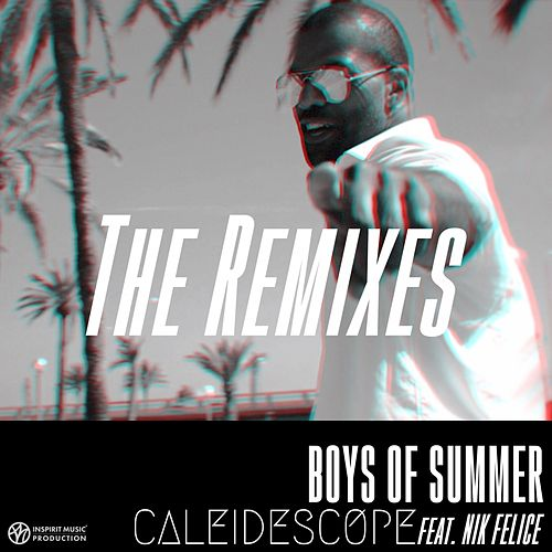 Boys of Summer (The Remixes) von Caleidescope
