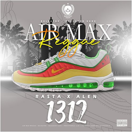 Air Max Reggae by Rasta