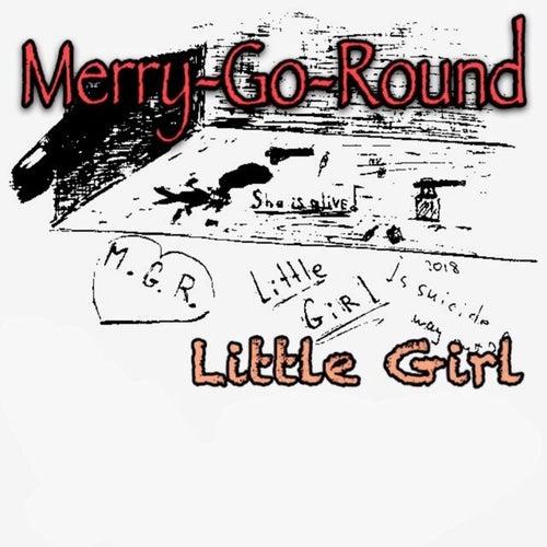 Little Girl de Merry-Go-Round