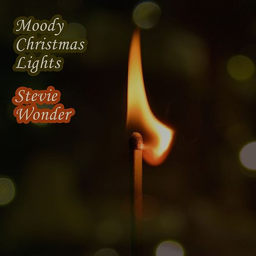 Moody Christmas Lights von Stevie Wonder
