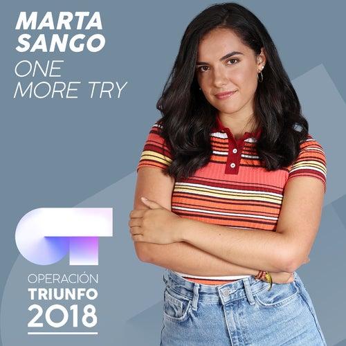 One More Try (Operación Triunfo 2018) von Marta Sango