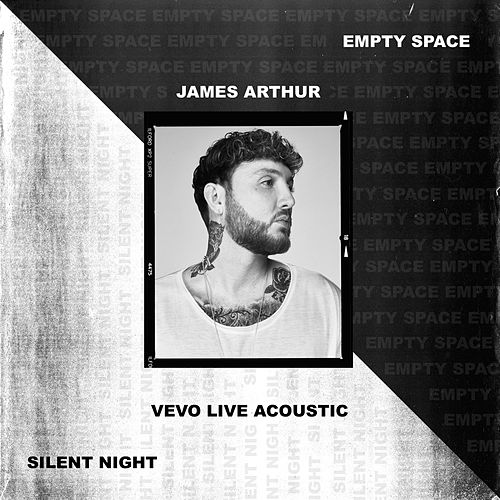 Empty Space / Silent Night - Vevo Live Acoustic van James Arthur
