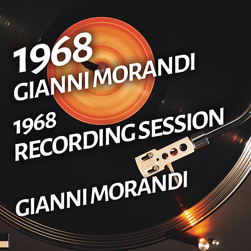 Gianni Morandi - 1968 Recording Session de Gianni Morandi