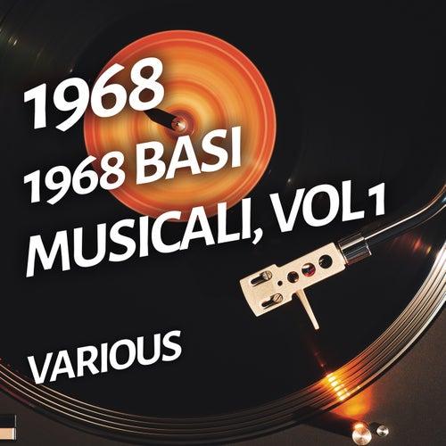 1968 Basi musicali, Vol 1 de Various Artists