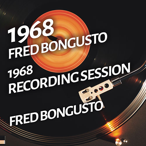 Fred Bongusto - 1968 Recording Session de Fred Bongusto