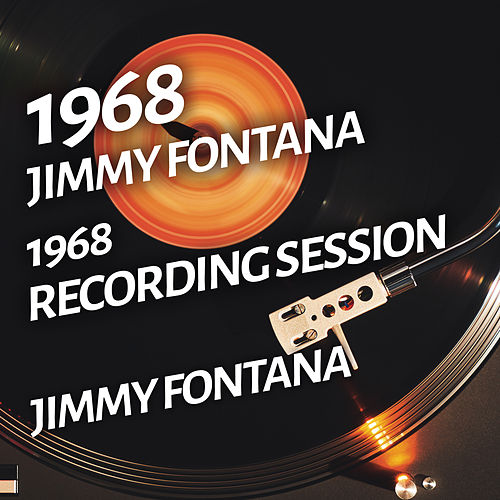 Jimmy Fontana - 1968 Recording Session von Jimmy Fontana