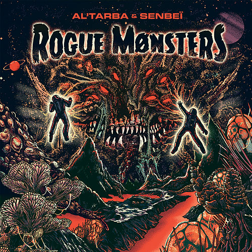 Rogue Monsters by Senbei Al'Tarba