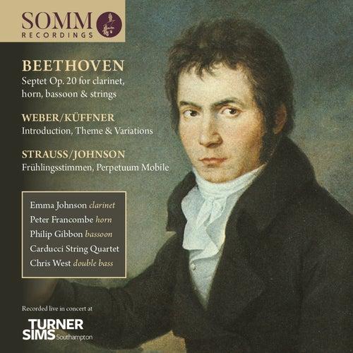 Beethoven, Küffner & Strauss: Chamber Works von Emma Johnson