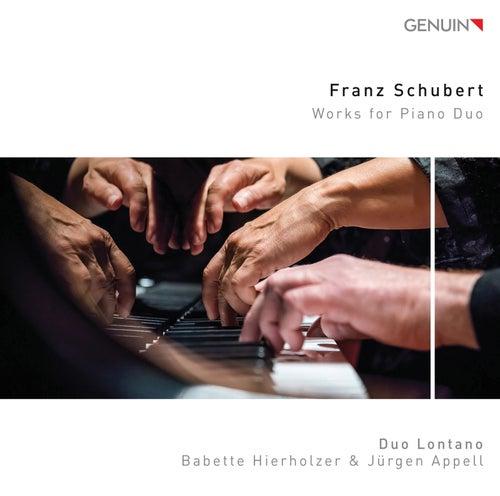 Schubert: Works for Piano Duo de Duo Lontano