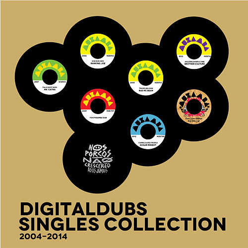 Singles Collection 2004-2014 by DigitalDubs