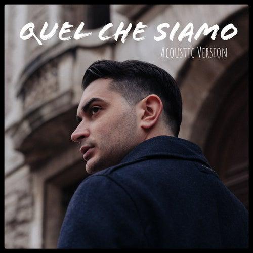 Quel che siamo (Acoustic Version) de Gianluca Centenaro