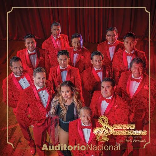 Auditorio Nacional (En Vivo) de La Sonora Santanera
