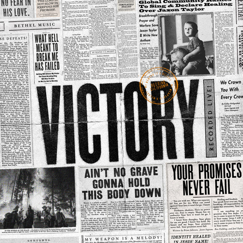 Victory (Live) by Bethel Music