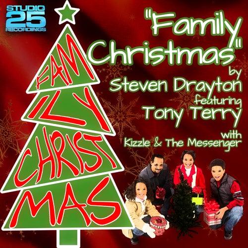 Family Christmas by Steven Drayton