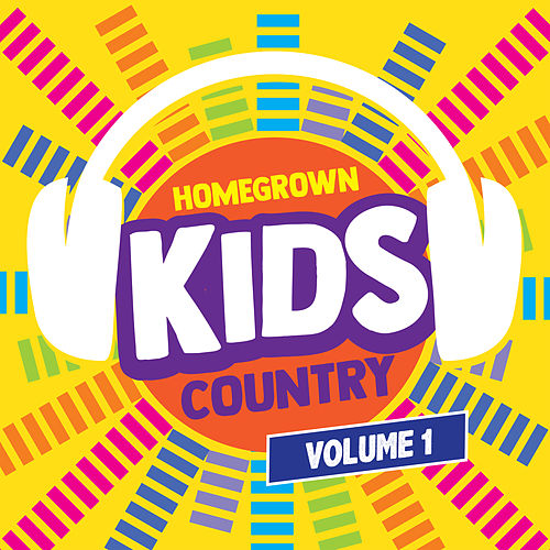 Homegrown Kids Country, Vol. 1 de Homegrown Kids