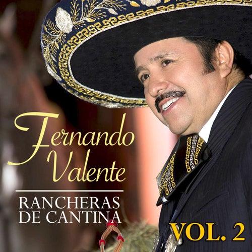 Rancheras de Cantina (Vol. 2) de Fernando Valente