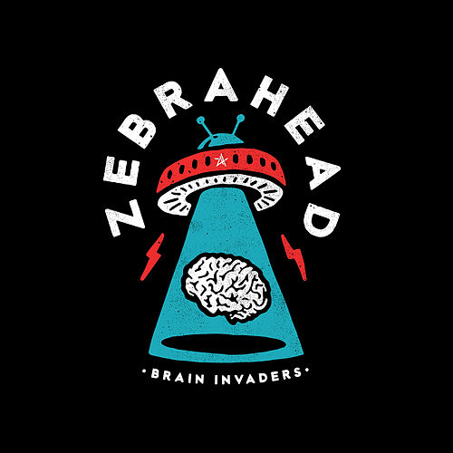 Brain Invaders de Zebrahead