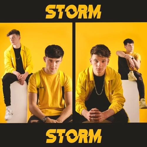 Storm de Sean and Conor Price