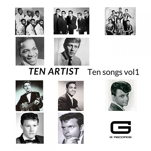 Ten Songs vol 1 by Various Artists