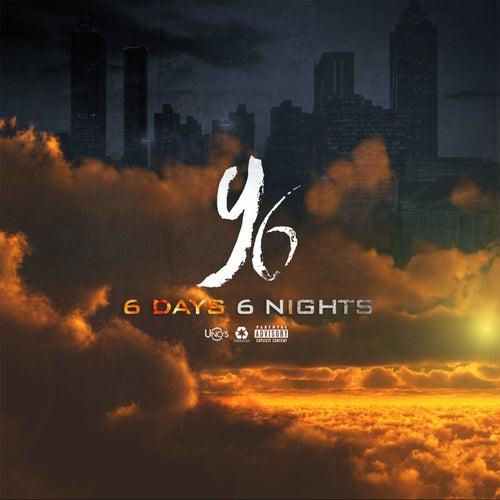 6 Days 6 Nights von Yung Booke