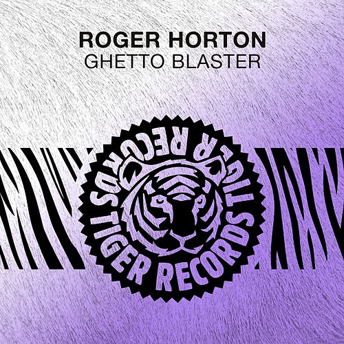 Ghetto Blaster by Roger Horton