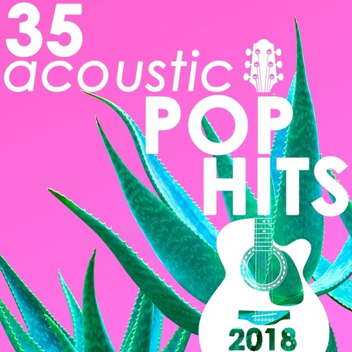 35 Acoustic Pop Hits 2018 de Guitar Tribute Players