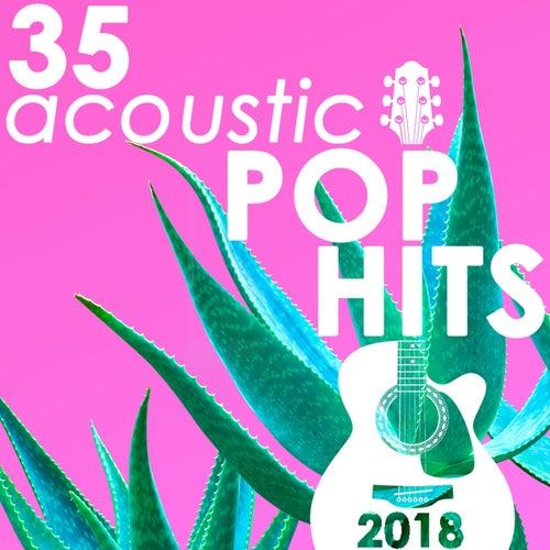 35 Acoustic Pop Hits 2018 de Guitar Tribute Players