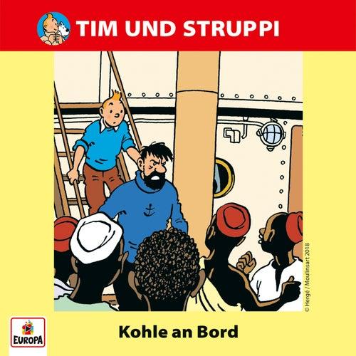 009/Kohle an Bord von Tim