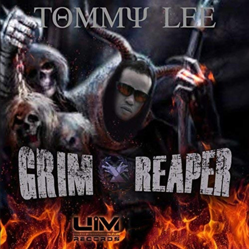 Grim Reaper by Tommy Lee sparta